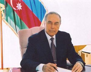 Heyder Aliyevin il donumu * Cumpleaños de Geydar Aliev * День